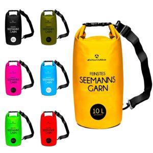Dry Bag wasserfester Packsack erhältlich PLATZ 4