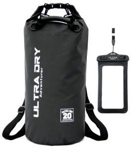 Premium wasserdichte Tasche, Sack, wasserdichter Handybeutel und langer PLATZ 2